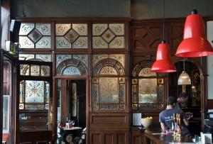 Victorian Reverse Glass