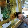 Gold Leaf workshop 2011