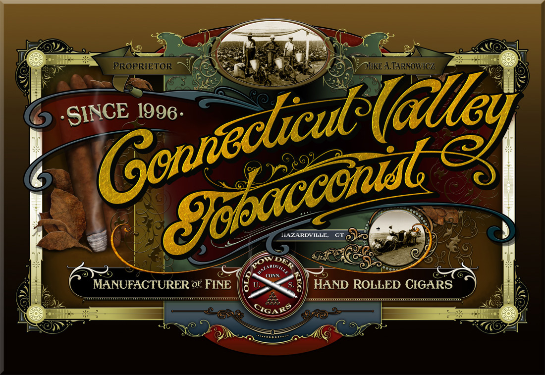 Connecticut Valley Tobacconist