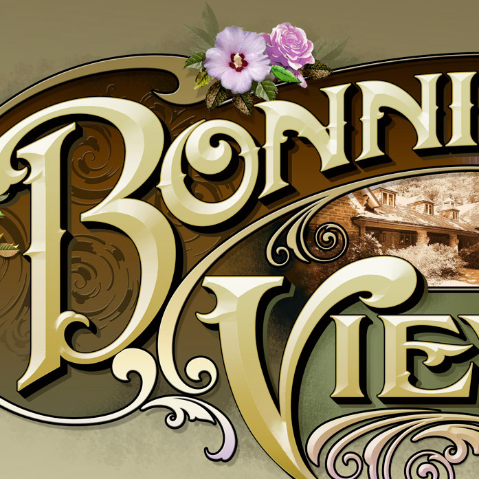Bonnie View Custom Logo