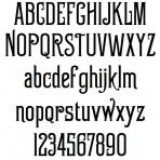 Mayer Font