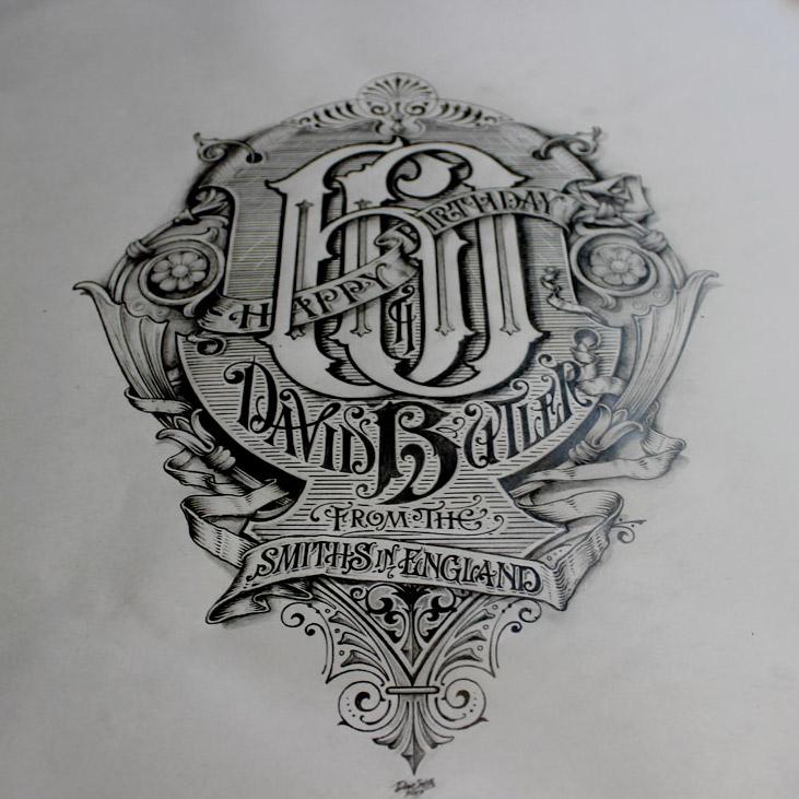 Dave Butler Sketch