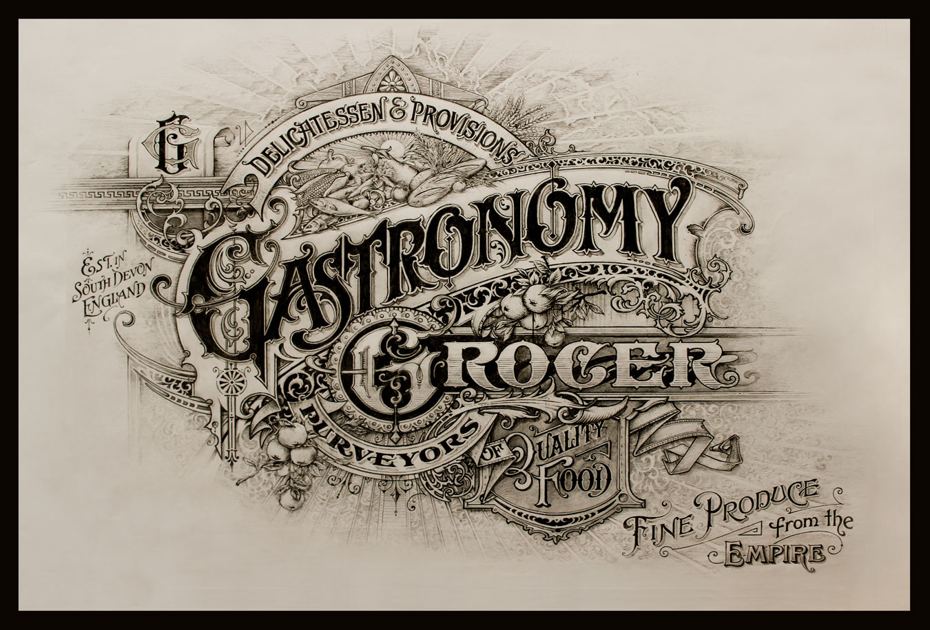 Gastronomy Grocer
