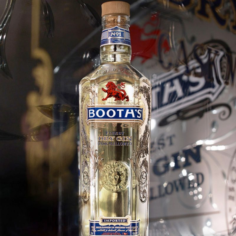 Booths Finest Dry Gin