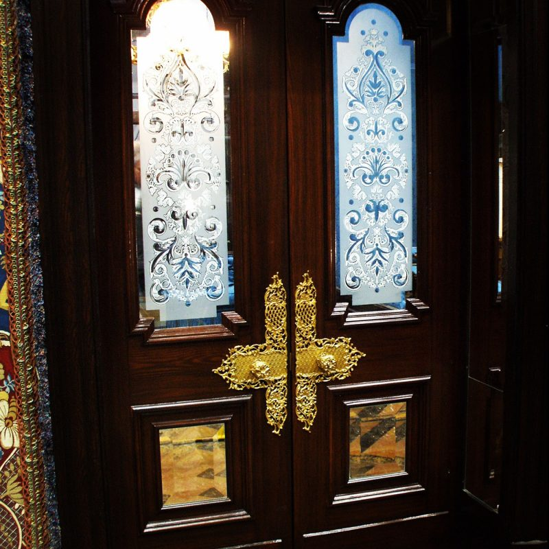Anna Karenina Door Panels