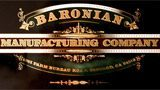 Barronian Glass Sign