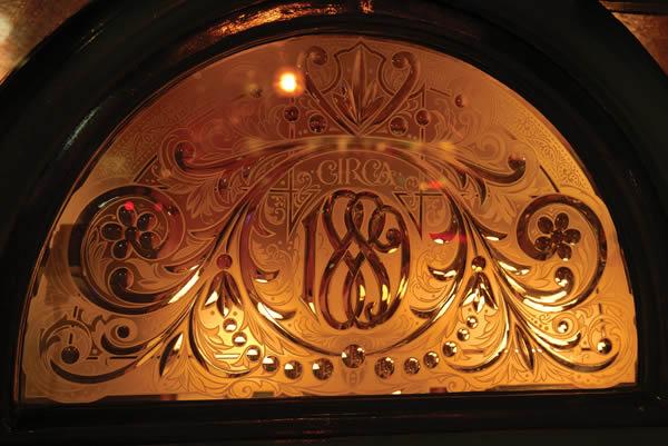 Victorian Era Brilliant Cut Glass