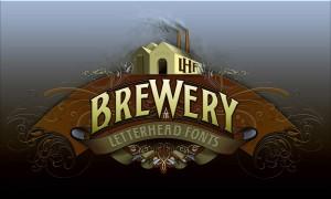 Brewery Font Design