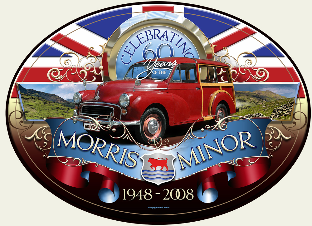 My Morris Traveler Van