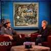 ellen degeneres show ,New York, John Mayer, 2012