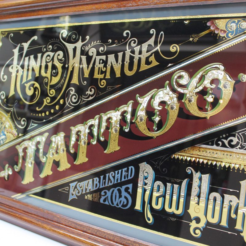 Kings Avenue Tattoo, New York City